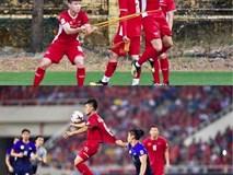Khoảnh khắc Quang Hải bị cầu thủ Philippines kéo áo được chia sẻ mạnh, nhưng bài tập