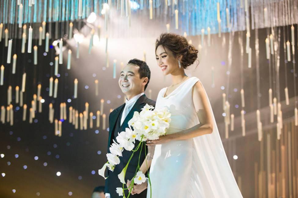 Khá im ắng sau khi lấy chồng, cuộc sống hôn nhân của Lan Khuê và ông xã doanh nhân diễn ra thế nào?-1