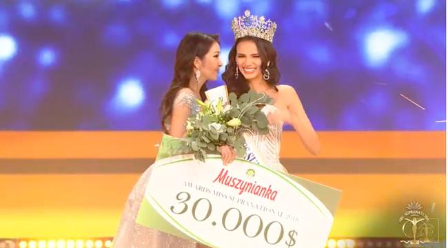 Tân Hoa hậu Miss Supranational 2018: Sở hữu nhan sắc thượng phẩm cùng bảng lý lịch không thể nào chê-3