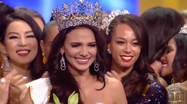 Tân Hoa hậu Miss Supranational 2018: Sở hữu nhan sắc thượng phẩm cùng bảng lý lịch không thể nào chê-6