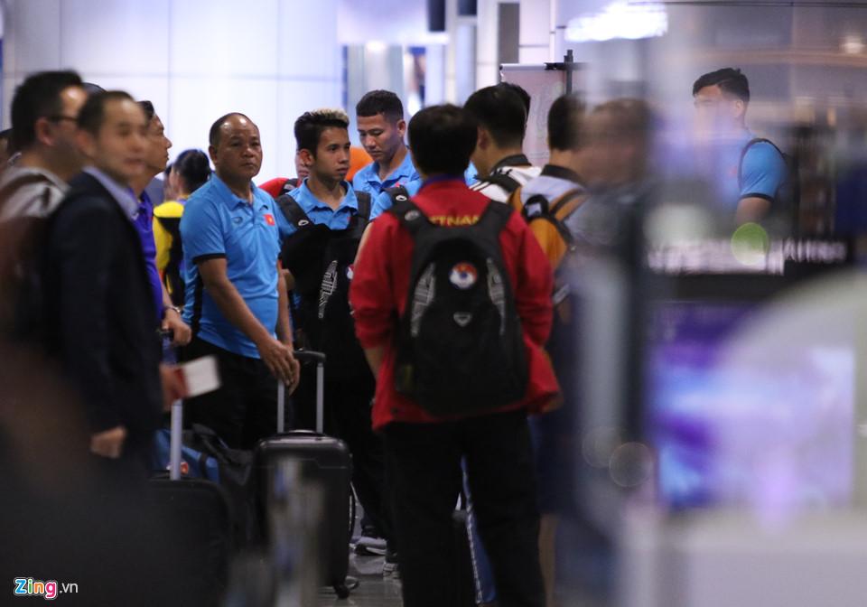 Tuyển Việt Nam thiếu nhân vật chủ chốt khi đến Malaysia-4