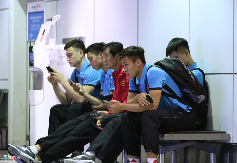 Tuyển Việt Nam thiếu nhân vật chủ chốt khi đến Malaysia-10