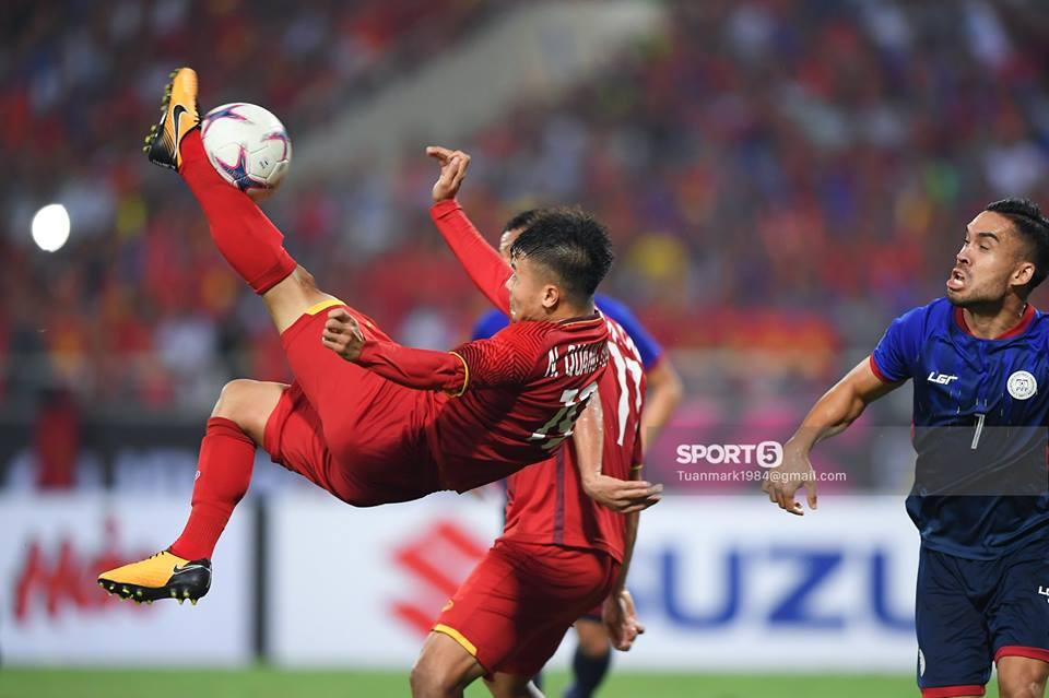Lần đầu tiên trong lịch sử, một cầu thủ Việt Nam trở thành ứng viên của giải Cầu thủ hay nhất châu Á-2