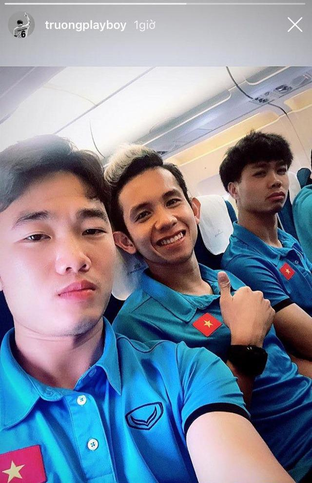 Những hình ảnh mới nhất của các tuyển thủ Việt Nam tại Malaysia-1