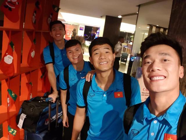 Những hình ảnh mới nhất của các tuyển thủ Việt Nam tại Malaysia-4