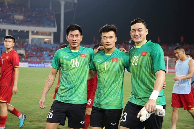 Những hình ảnh mới nhất của các tuyển thủ Việt Nam tại Malaysia-5