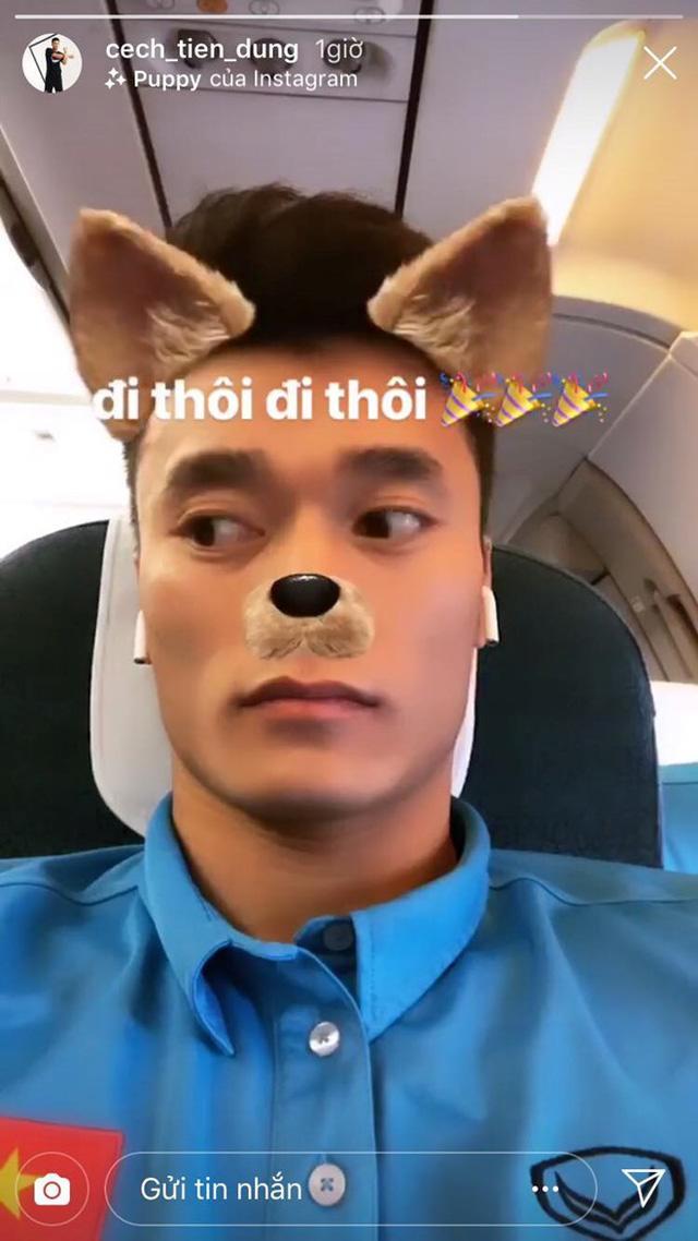 Những hình ảnh mới nhất của các tuyển thủ Việt Nam tại Malaysia-6