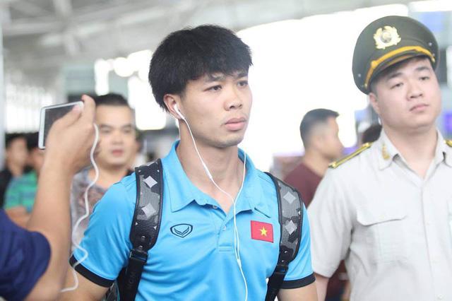 Những hình ảnh mới nhất của các tuyển thủ Việt Nam tại Malaysia-7