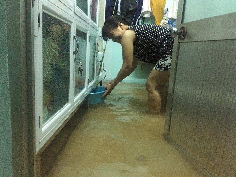 Đà Nẵng mưa cực to, ngập chưa từng có-2