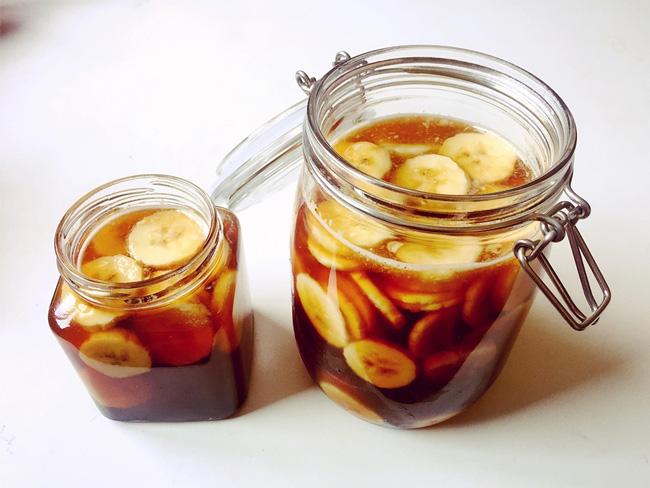 Chuối mà ăn theo cách này thì không những ngon lành hết nấc mà còn trị được bệnh táo bón, giải độc cơ thể-1