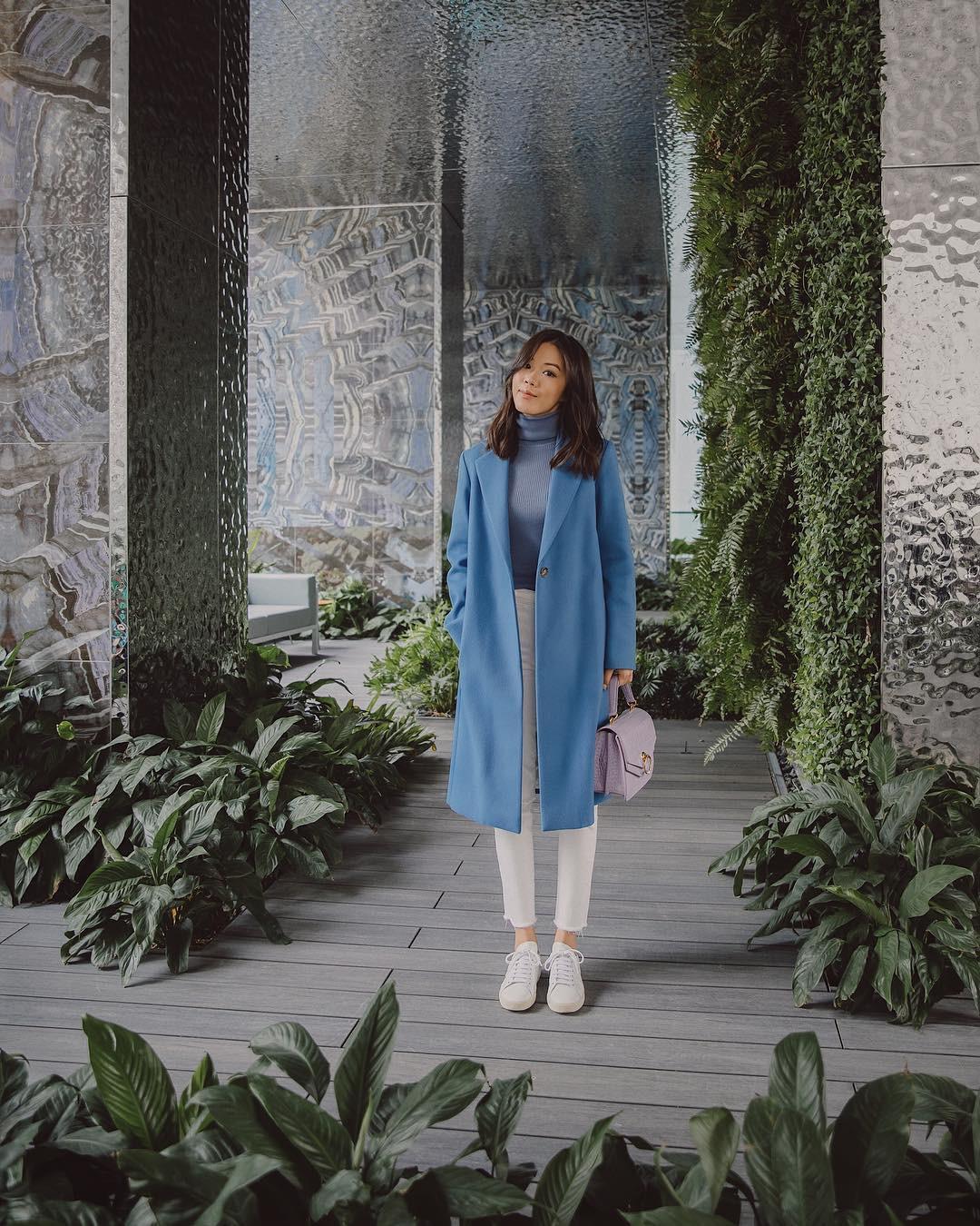 """Áo len cổ lọ + áo khoác dạ: Combo xưa như trái đất"""" đang được các quý cô sành mốt ưu ái hết mực-10"""