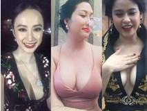 """Mặc kệ ai lên án, ngày càng nhiều sao Việt bất chấp với phong cách """"ngực nhảy ra ngoài""""!"""
