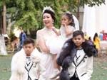 3 người con ruột của Hoa hậu Hà Kiều Anh và chồng đại gia có cuộc sống như thế nào?-14
