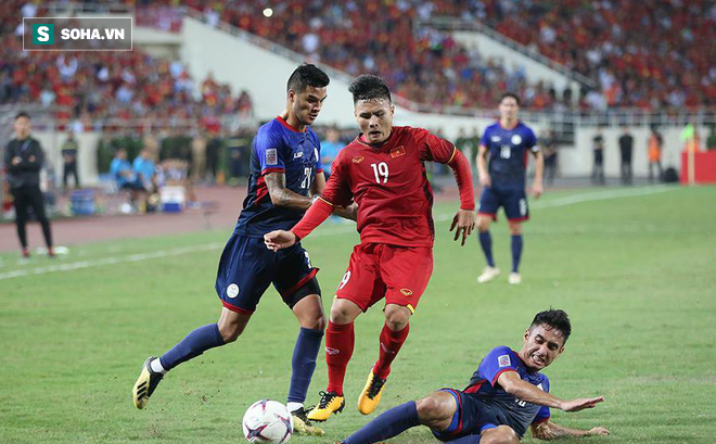 Tuyển Việt Nam sẽ nhận thưởng 1 tỷ đồng nếu ghi bàn vào lưới Malaysia-1