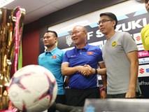 Họp báo Malaysia - Việt Nam: Đội chủ nhà nguy cơ vắng 3 trụ cột