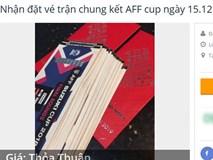 Vé trận Việt Nam vs Malaysia được rao đắt gấp 10 trên chợ đen