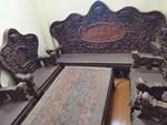 Tận thấy bộ ba tượng phật bằng gỗ quý giá gần 3 tỷ đồng-17