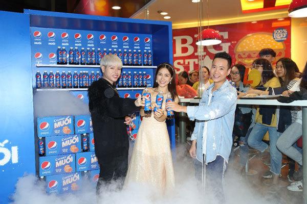 Điệu nhảy Pepsi Muối 'gây sốt' giới trẻ-4