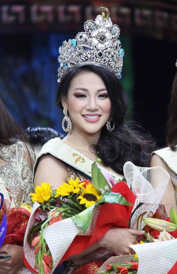 Hoa hậu Trái Đất 2018 Phương Khánh lên tiếng trước tin đồn vô ơn, dùng thủ thuật đoạt giải-1