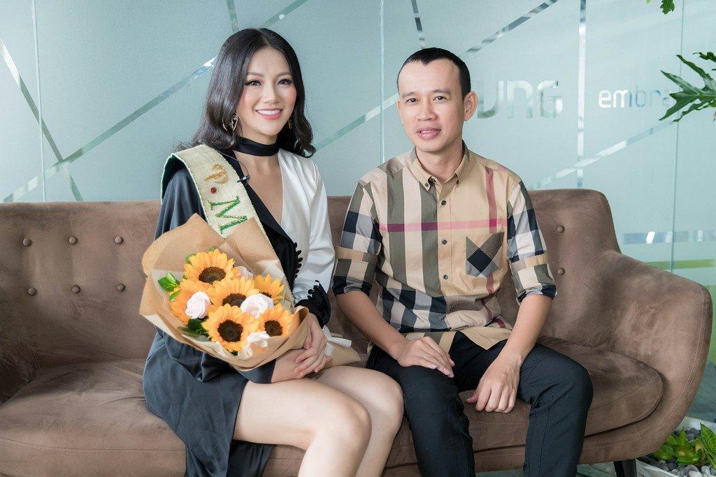 Hoa hậu Trái Đất 2018 Phương Khánh lên tiếng trước tin đồn vô ơn, dùng thủ thuật đoạt giải-2