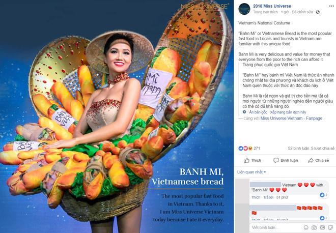 Bị chê tơi tả nhưng Bánh Mì của HHen Niê đã lọt Top 4 trang phục hấp dẫn nhất-1
