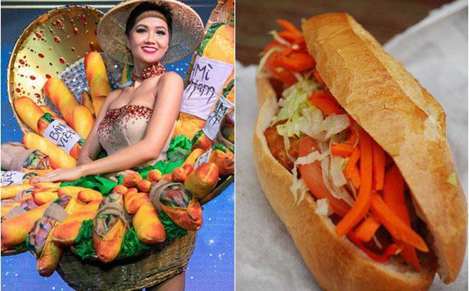 Bị chê tơi tả nhưng Bánh Mì của HHen Niê đã lọt Top 4 trang phục hấp dẫn nhất-2