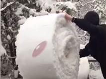Video: Trung Quốc lạnh -43°C, nước đóng băng ngay trên vòi