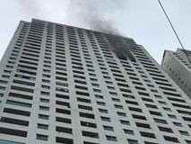 Vụ cháy ở tầng 31 chung cư HH Linh Đàm: Nạn nhân nữ tử vong có để lại lời nhắn