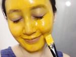 Thái nghệ ngâm mật ong thoa lên mặt, sau 2 tuần điều này đã xảy ra-5