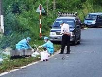 Các nghi can và nạn nhân trong vụ giết người ném xác xuống đèo phi tang là bạn nhau