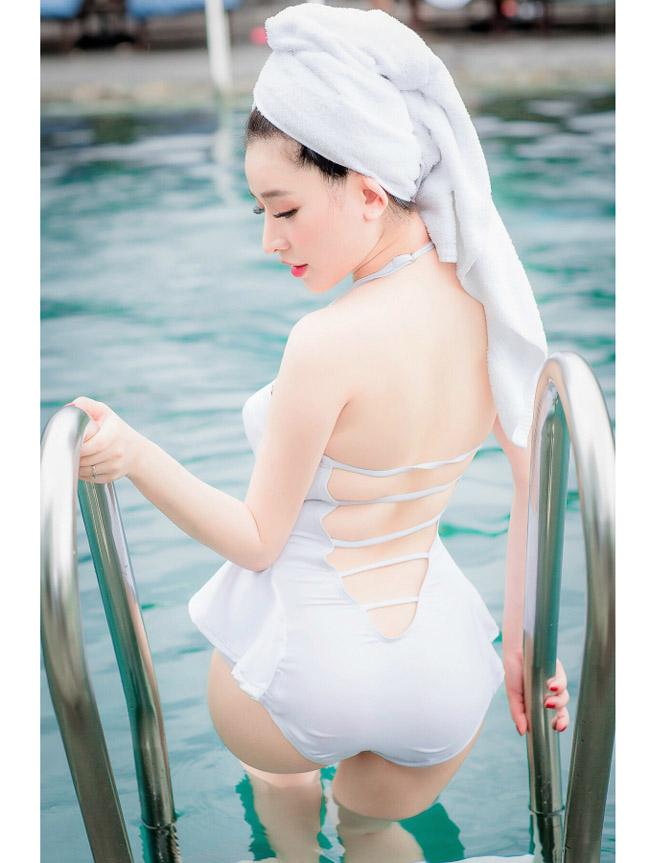 Hậu ly hôn, vợ cũ Phan Thanh Bình, Hồ Quang Hiếu càng gợi cảm nhờ đâu?-9