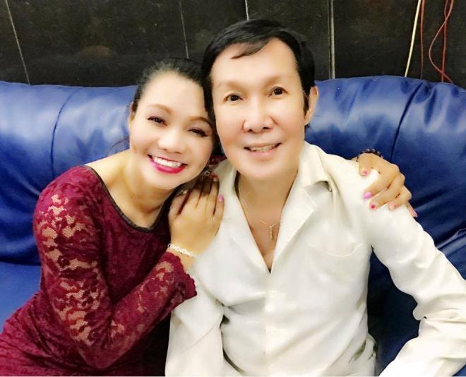 Nghệ sĩ Ngọc Huyền đến chúc mừng sinh nhật NSƯT Vũ Linh sau tin đồn xích mích-1