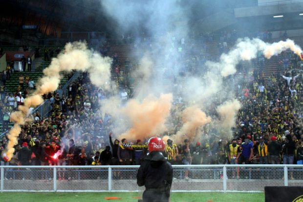 Ultras Malaysia - những gã điên của Đông Nam Á-2