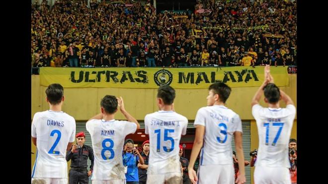 Ultras Malaysia - những gã điên của Đông Nam Á-4