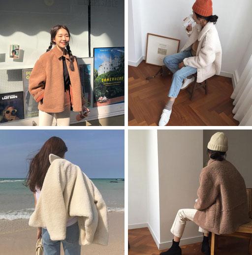 Áo khoác Teddy - chiếc áo khoác mềm mịn như gấu bông chính là item ấm nhất, dễ thương nhất mà bạn nên sắm đông này-1