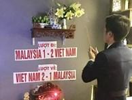 Ảnh chế các nhà tiên tri hài hước trước giờ bóng lăn trận chung kết lượt đi Việt Nam - Malaysia gây sốt