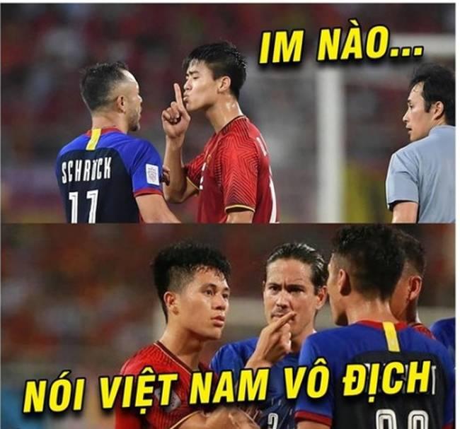 Ảnh chế các nhà tiên tri hài hước trước giờ bóng lăn trận chung kết lượt về Việt Nam - Malaysia gây sốt-4