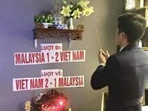 Ảnh chế các nhà tiên tri hài hước trước giờ bóng lăn trận chung kết lượt về Việt Nam - Malaysia gây sốt