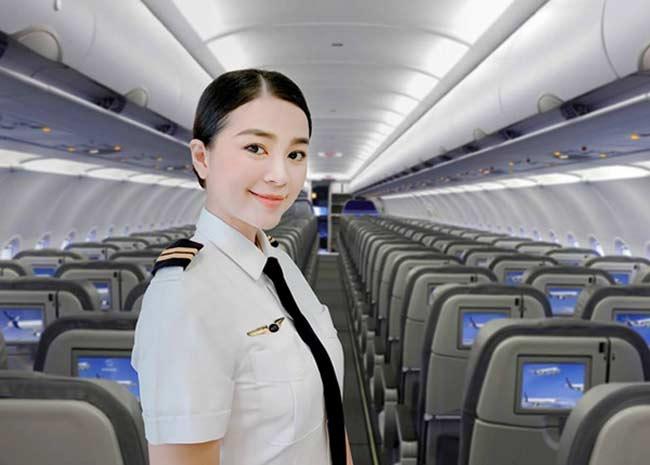 2 nữ phi công xinh nhất Việt Nam đọ nhan sắc quyến rũ, vạn người mê-1