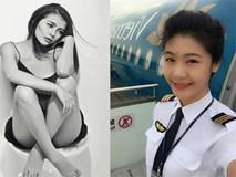 2 nữ phi công xinh nhất Việt Nam đọ nhan sắc quyến rũ, vạn người mê