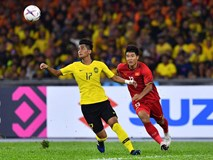 TRỰC TIẾP: Việt Nam 2- 0 Malaysia: Huy Hùng, Đức Huy ghi bàn