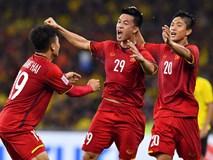 TRỰC TIẾP: Việt Nam 2- 1 Malaysia: Huy Hùng, Đức Huy ghi bàn