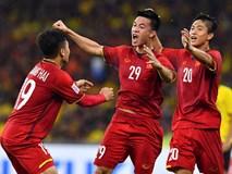 Malaysia rút ngắn tỷ số xuống 1-2 ở phút 36