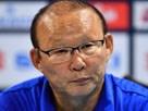 HLV Park Hang Seo: 'Thật may khi tuyển Việt Nam chưa thua'