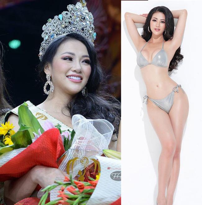 Hoa hậu Phương Khánh vướng lùm xùm mua giải, vô ơn, bác sĩ Chiêm Quốc Thái tiết lộ gây sốc-1