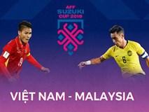 Hòa 2-2 trên sân khách, trận lượt về cần tỷ sổ bao nhiêu để đội tuyển Việt Nam hiên ngang giành cúp vô địch?