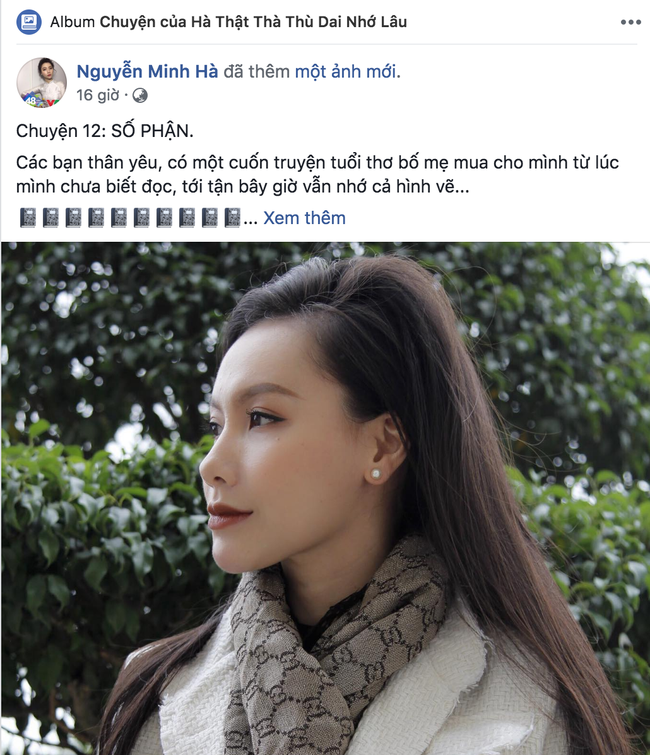 Trong khi Chí Nhân tố vợ cũ diễn sâu, MC Minh Hà bất ngờ nhận mình thù dai nhớ lâu và chia sẻ câu chuyện ẩn ý-1