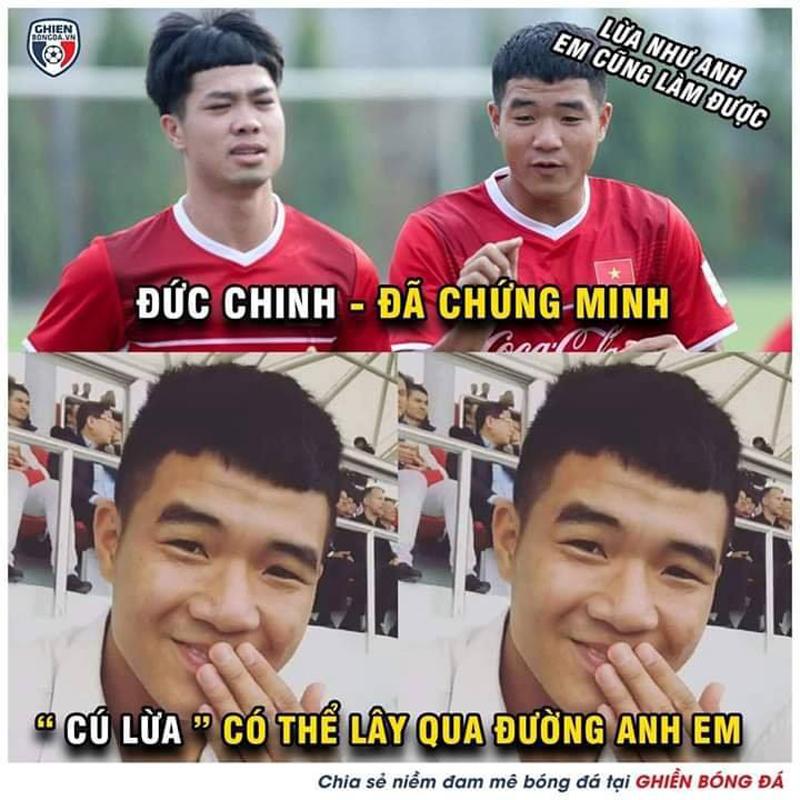 Anh em thâm tình có khác, Công Phượng vừa thoát kiếp lừa hàng triệu fan Việt, Đức Chinh bất ngờ là cái tên thay thế-4