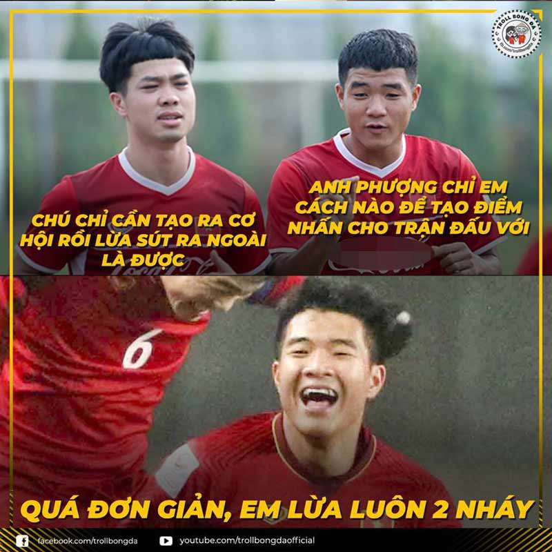 Anh em thâm tình có khác, Công Phượng vừa thoát kiếp lừa hàng triệu fan Việt, Đức Chinh bất ngờ là cái tên thay thế-5