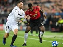 MU lỡ cơ hội soán ngôi Juventus sau trận thua Valencia